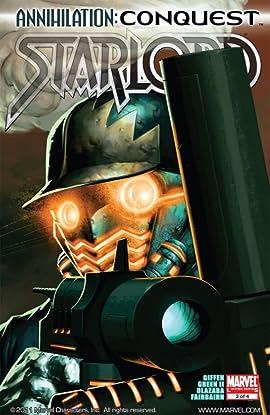 Annihilation: Conquest - Starlord #3 (of 4)