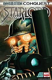 Annihilation: Conquest - Starlord #3