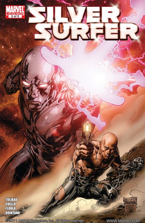 Silver Surfer (2011) #3 (of 5)
