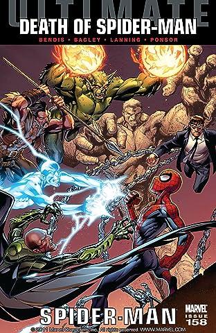 Ultimate Comics Spider-Man (2009-2012) No.158