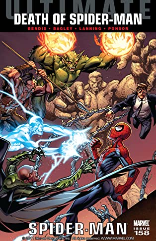Ultimate Comics Spider-Man (2009-2012) #158