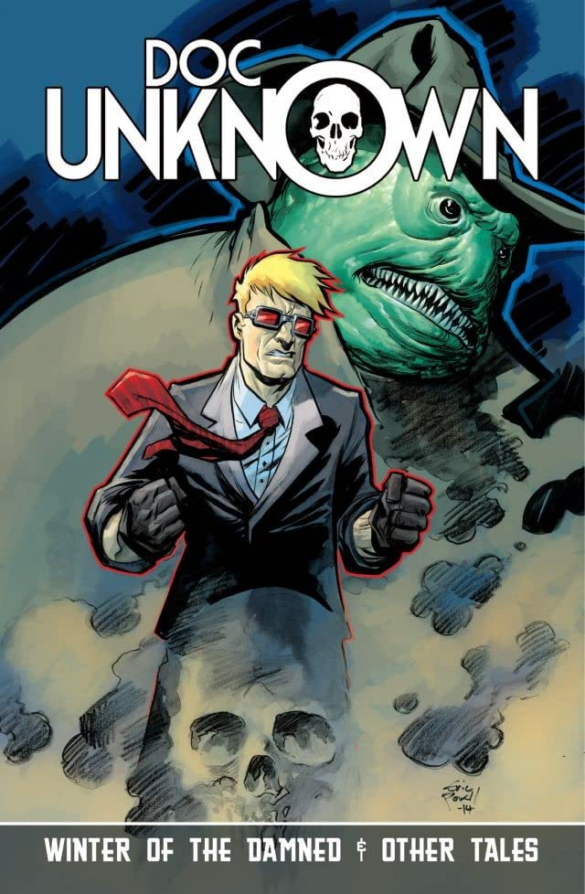 Doc Unknown Vol. 2: Winter of the Damned & Other Tales