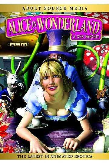 Alice in wonderland porn comic foto 32