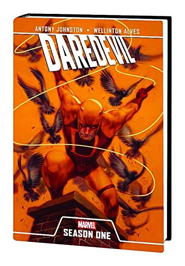 Daredevil Season One HC PREM HC WITH DIG CDE