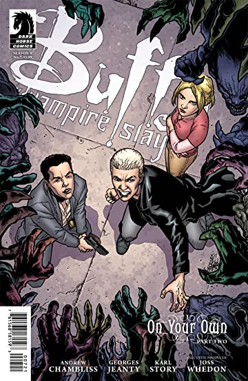 Buffy the Vampire Slayer Season 9: Freefall #7 Noto Cvr