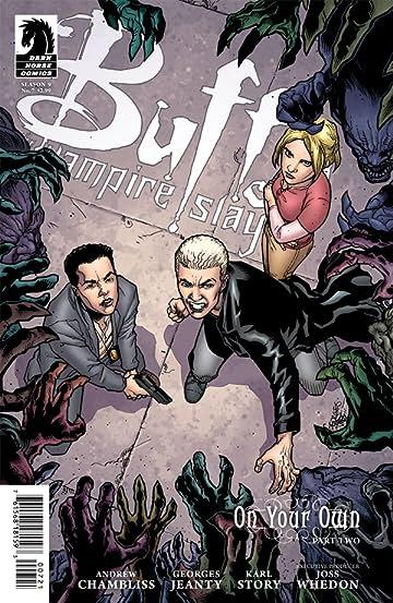 Buffy the Vampire Slayer Season 9: Freefall #7 Noto Cvr