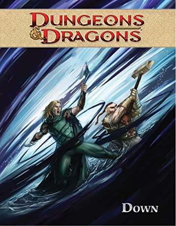 Dungeons & Dragons Vol. 3: Down HC