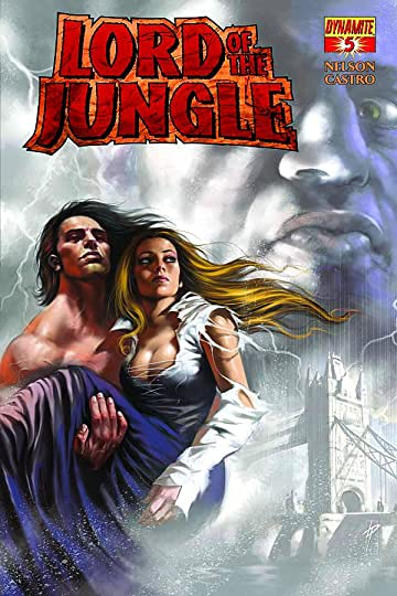 Lord of the Jungle #5 (MR)