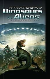 Barry Sonnenfelds Dinosaurs vs. Aliens HC