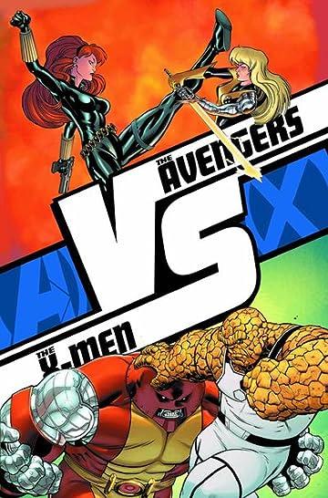 AVX: VS. #3 (of 6)