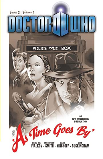 Doctor Who: Series 2 Vol. 4: As Time Goes By TP