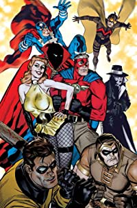 Before Watchmen Minutemen #1 (of 6) (MR) Var Ed