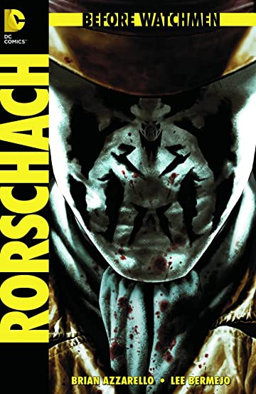 Before Watchmen: Rorschach #1 (of 4) (MR)