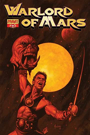Warlord of Mars #25 (MR)