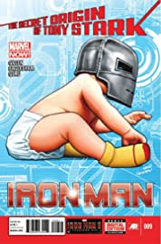 Iron Man #9 Now