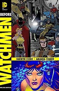 Before Watchmen: Minutemen Silk Spectre Dlx HC (MR)