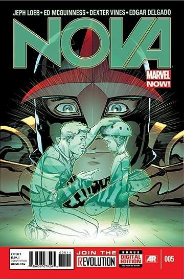 Nova #5 Now