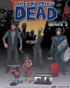 The Walking Dead Comic Series 2 Af Asst