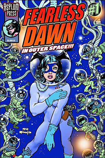 Fearless Dawn In Outer Space (One-Shot) (MR)