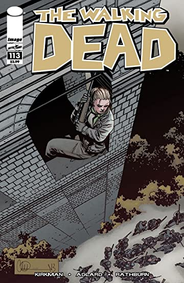 The Walking Dead #113 (MR)