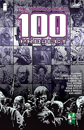 The Walking Dead 100 Project TP (MR)