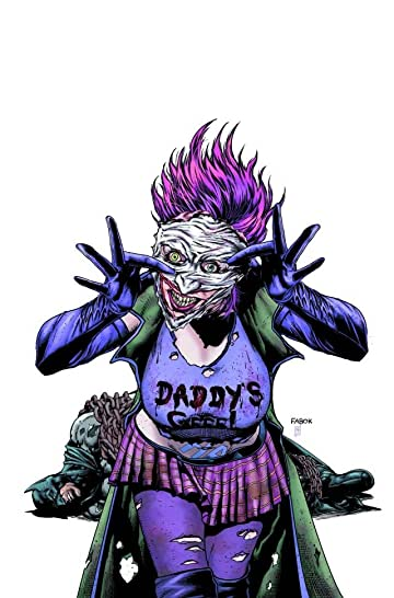 Batman: The Dark Knight (2011-) #23.4 Jokers Daughter
