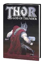Thor God of Thunder Premiere Vol. 2: Godbomb HC