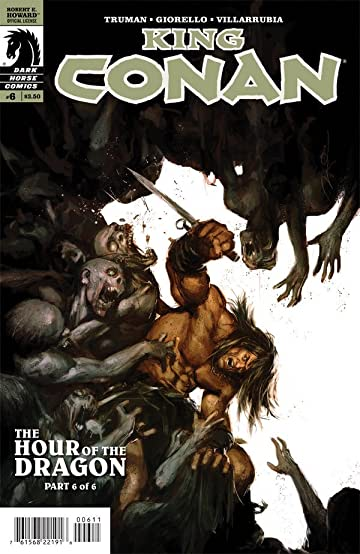 King Conan Hour of the Dragon #6 (of 6)
