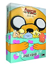 Adventure Time Jake With Dad + Hat DVD #7 DVD