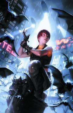 Batgirl (2011-) #25 (zero Year)