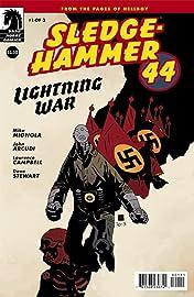 Sledgehammer 44 Lightning War #1 (of 3)