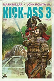 Kick-Ass 3 #6 (of 8) (MR)