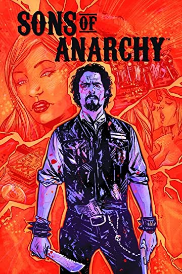 Sons of Anarchy #3 (of 6) (MR)