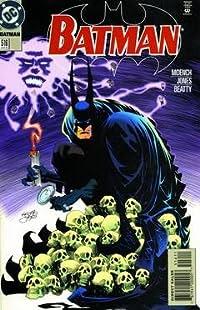 Batman By Doug Moench and Kelley Jones Vol. 1 HC