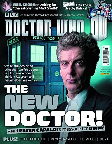 Dr Who Magazine #469