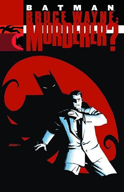 Batman Bruce Wayne Murderer: New Ed TP