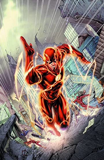 The Flash (2011-) #30
