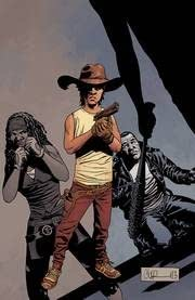 The Walking Dead #126 (MR)