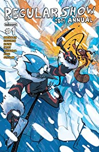 Regular Show 2014 Annual #1 (of 1)