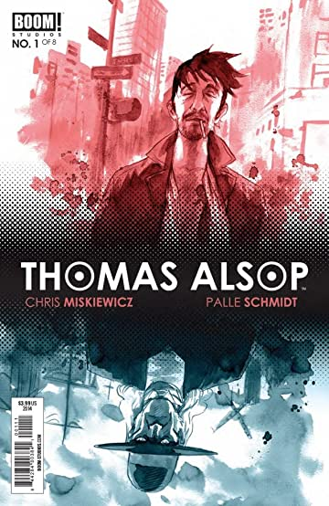 Thomas Alsop #1 (of 8)