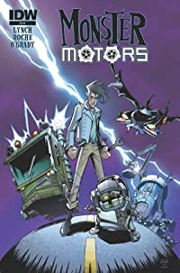 Monster Motors #1 (One-Shot)