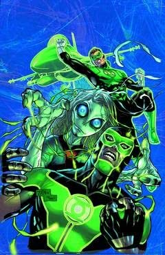 Green Lantern (2011-) #34