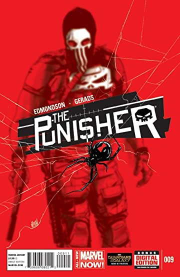 The Punisher (2014-) #9