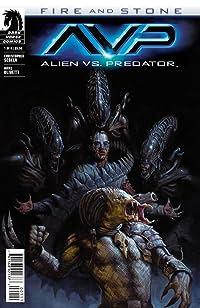 Alien vs. Predator Fire and Stone #1 (of 4)
