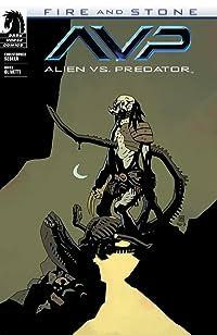 Alien vs. Predator Fire and Stone #1 (of 4) Mignola Var