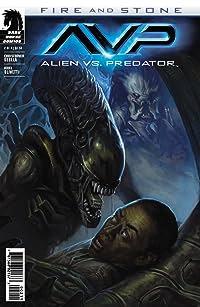 Alien vs. Predator Fire and Stone #2 (of 4)