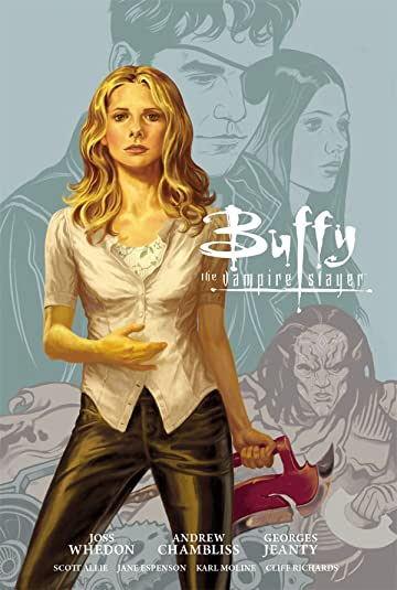 Btvs Season 9 Library Vol. 1 HC