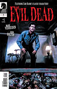 The Evil Dead #1 (of 4)