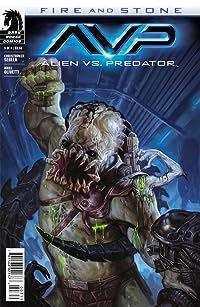 Alien vs. Predator Fire and Stone #3 (of 4)
