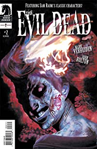 The Evil Dead #2 (of 4)